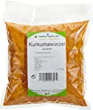 Naturix24 Kurkuma gemahlen, 1er Pack (1 x 1 kg)