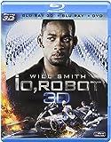Io, Robot 3D (Blu-Ray + Blu-ray 3D)