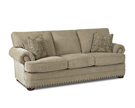 Amazon Klaussner Cliffside Dreamquest Regular Sleeper Sofa