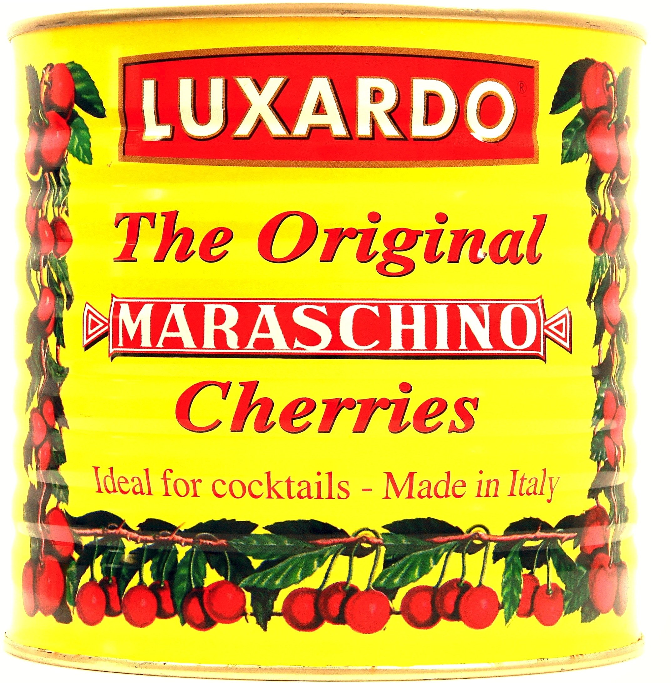 LUXARDO The Original Maraschino Cherries - 105.8 oz