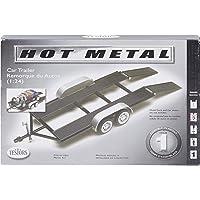 Testors 234 1/24 Tandem Car Trailer Metal, 234