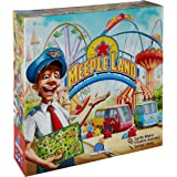 Blue Orange Meeple Land Board Game- Family or Adult Strategy Board Game for 2 to 4 Players. Recommended for Ages 10 & Up