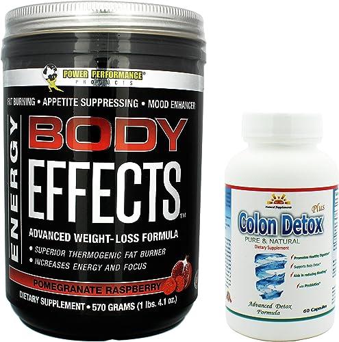 Body Effects Plus 1 Colon Detox