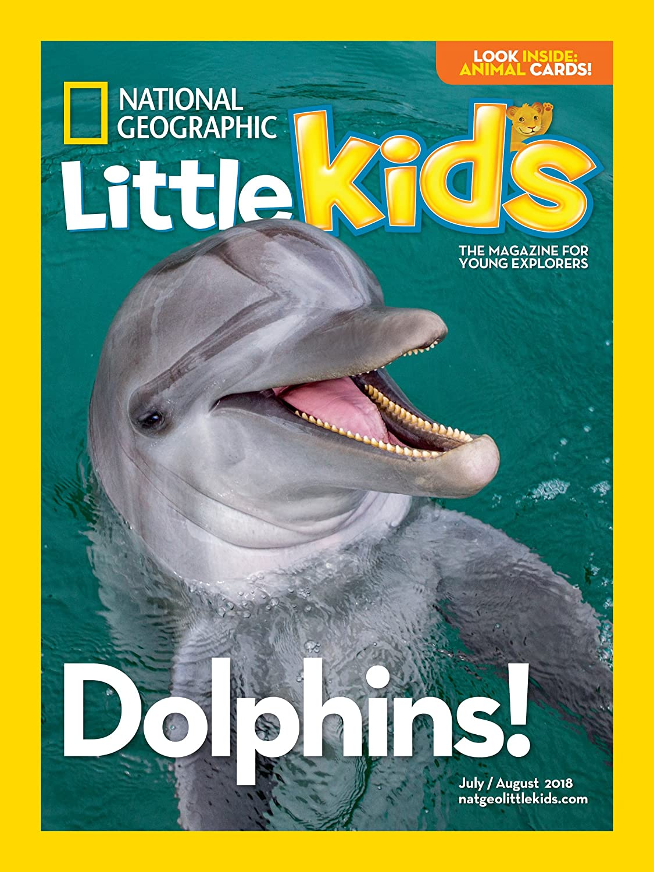 National Geographic Little Kids: Amazon.com: Magazines