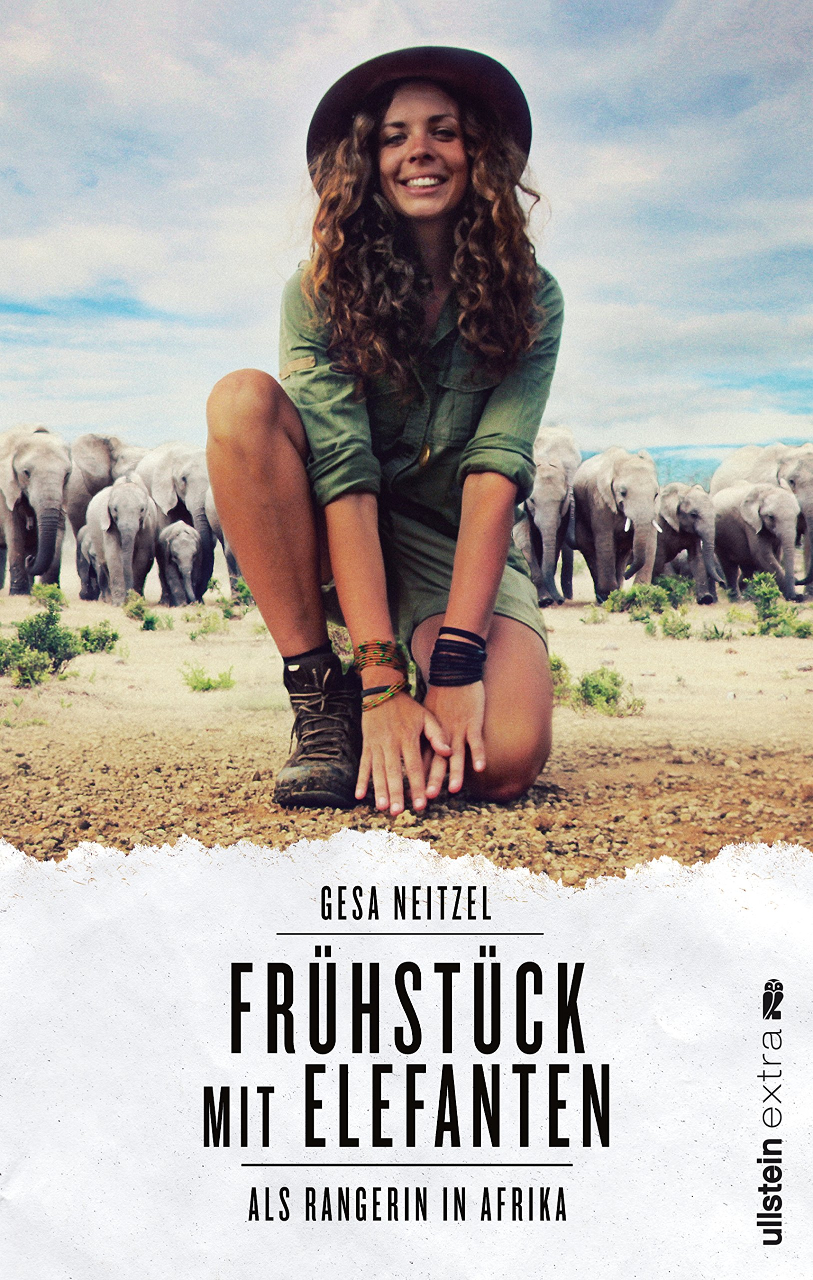 Frühstück mit Elefanten: Als Rangerin in Afrika Broschiert – 9. September 2016 Gesa Neitzel Ullstein extra 3864930308 Belletristik / Biographien