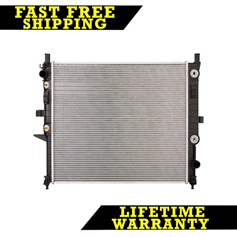 Radiator For Mercedes Fits Ml320 Ml350 Ml500 M30 32 37 1999 Mercy 320e Front Fuse Box Diagram 43 5 V6 V8 2190 Automotive