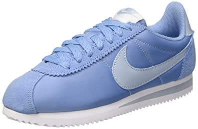 31339caad08 Nike Women s s Classic Cortez Trainers Pink (December Sky Light Armoury  Blue White) 6.5