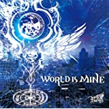 WORLD IS MINE【B:通常盤】