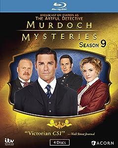 Murdoch Mysteries, Season 9 [Blu-ray]