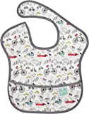 Bumkins Waterproof SuperBib, Urban Bird (6-24 Months)