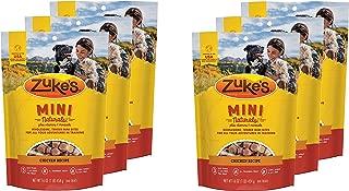 product image for Zuke's Mini Naturals Dog Treats Chicken Recipe 16 oz 6 Pack