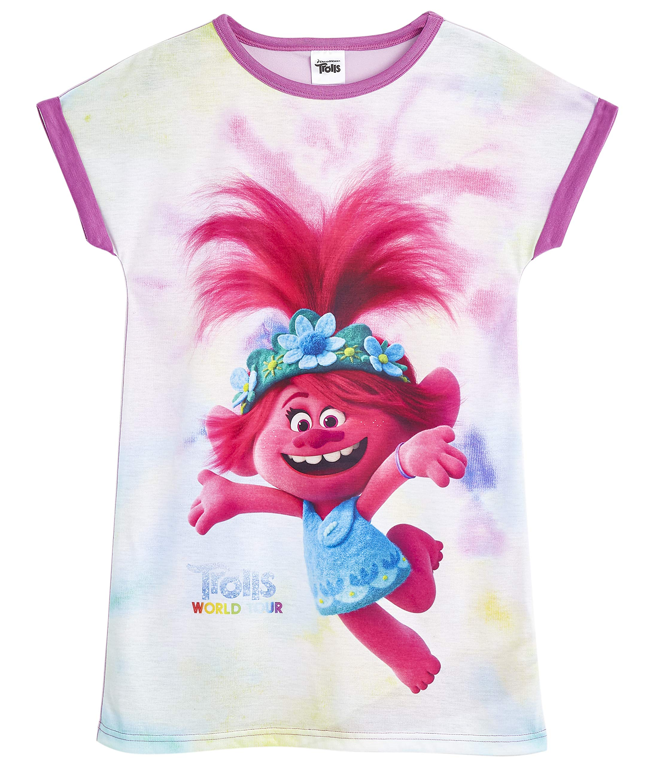 Girls LOL Surprise Dolls Nightdress Kids Character Nighty Nightie Nightwear
