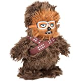 """SCS Direct Star Wars Solo Movie Chewbacca Interactive Walk N' Roar 12"""" Plush - Makes Wookiee Talking Sounds and Walks"""