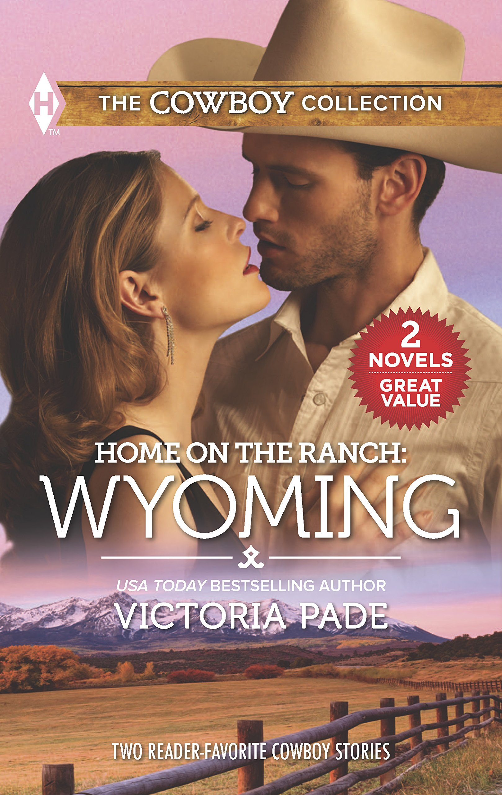 Home on the Ranch: Wyoming (Harlequin The Cowboy Collection) pdf epub