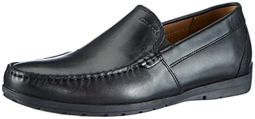 U MONET ART.V - Smooth Leather Men Loafers Geox