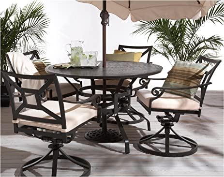 Strathwood Grand Isle Dining Collection