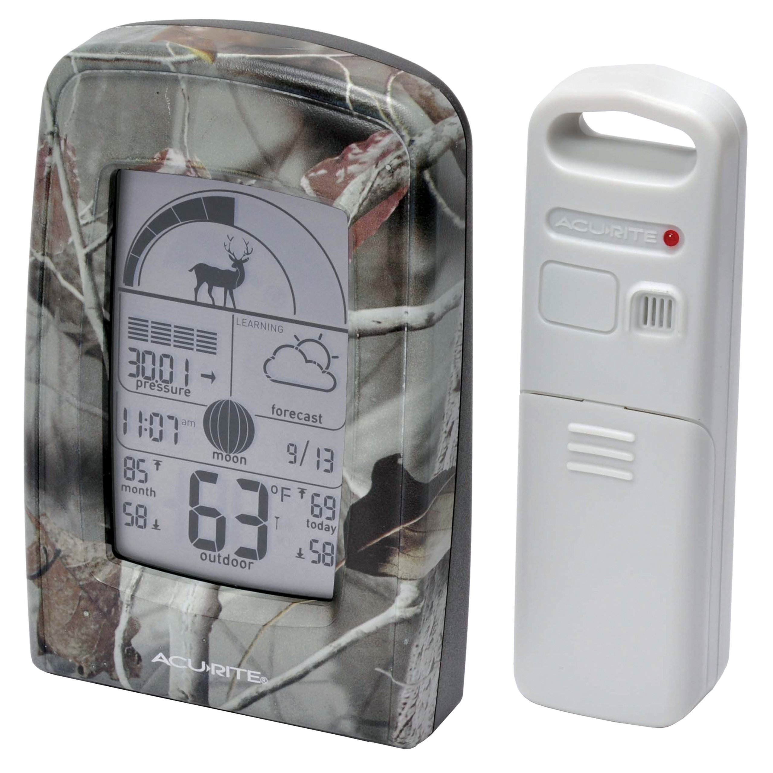 AcuRite 00250 My Backyard Weather Sportsman Forecaster