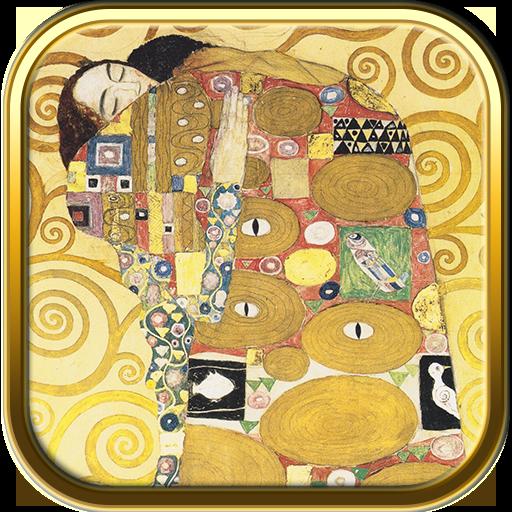 Art Jigsaw Puzzle Games: Gustav Klimt ()