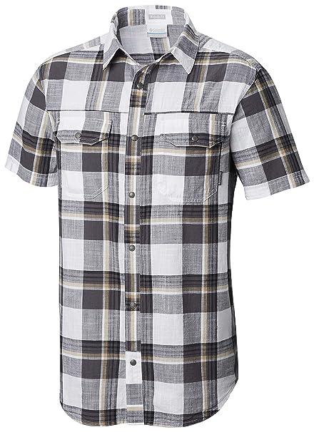 6818ff355fb Columbia Mens Leadville Ridge Yarn Dye Short Sleeve Shirt: Amazon.ca:  Clothing & Accessories