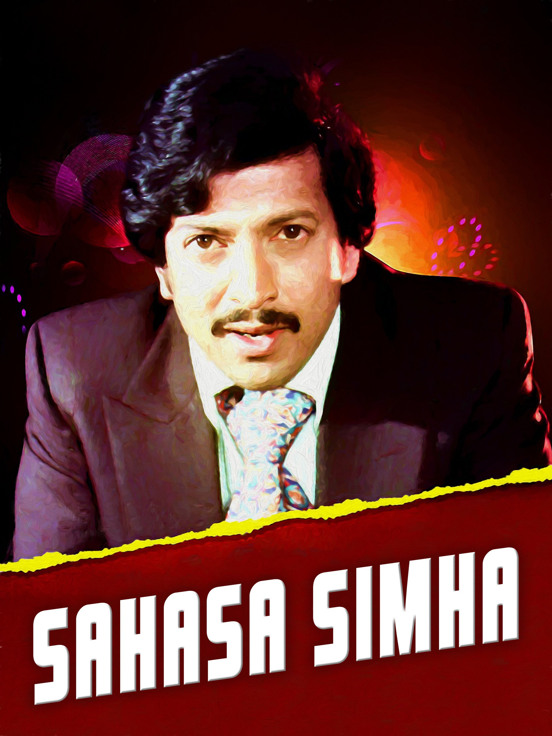 Watch Sahasa Simha Prime Video