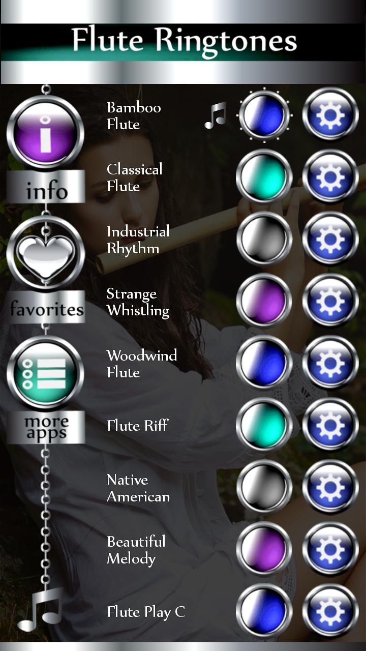 beautiful flute ringtones for mobile