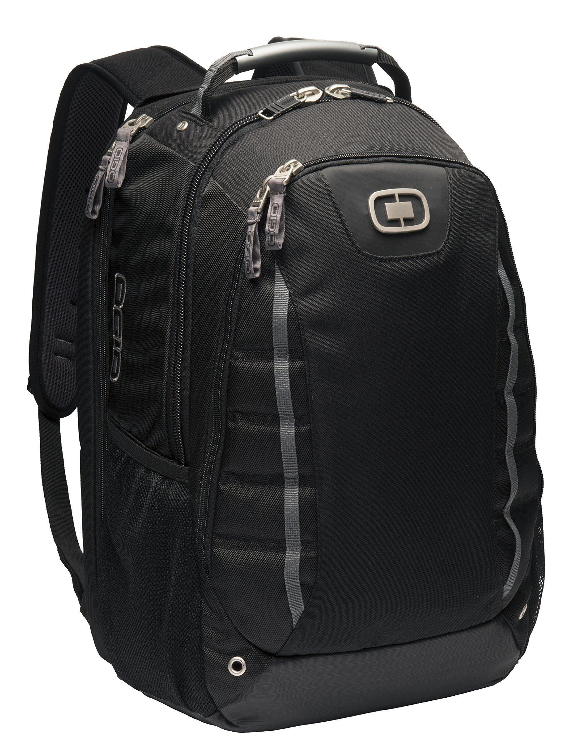 Ogio 417054 Pursuit Pack 17'' Laptop/MacBook Pro Backpack, Black