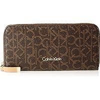 Calvin Klein Women's Monogram Zip-around Wallet