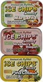 Ice Chips Party Pack - 2 of each: Margarita, Strawberry Daiquiri and Pina Colada