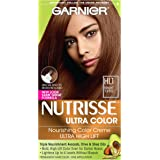 Garnier Nutrisse Ultra Color Nourishing Hair Color Creme, HL1  Rich Toffee (Packaging May Vary)