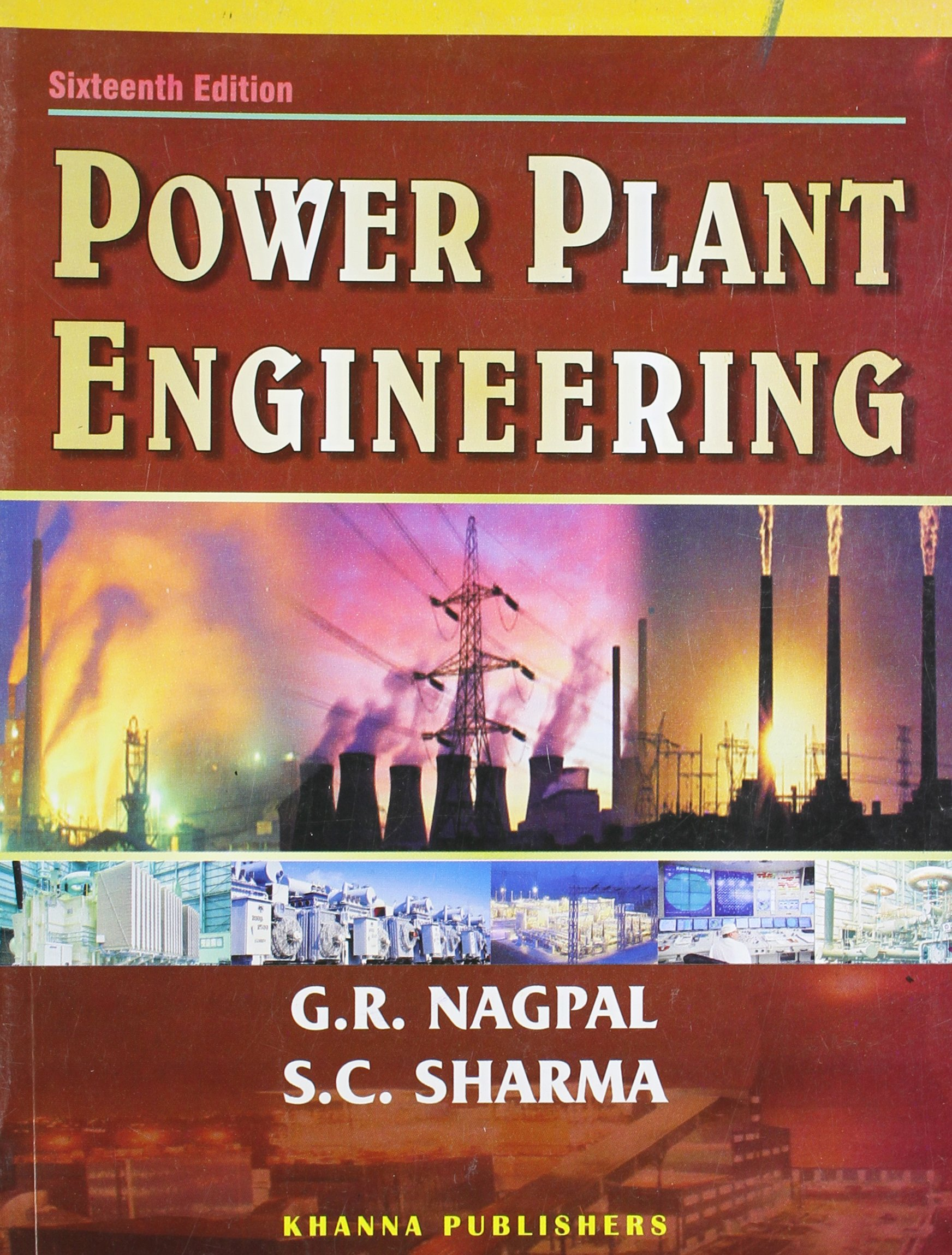 Power Plant Engineering By Arora And Domkundwar Ebook