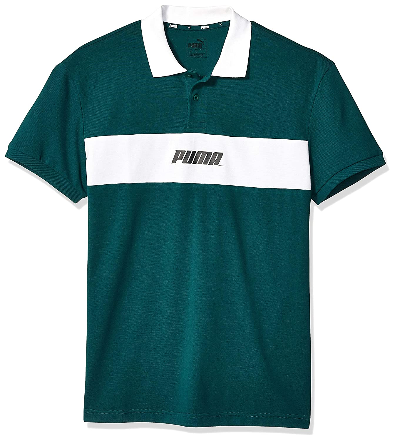 190bfb6fc0be4 PUMA Men's Rebel Polo at Amazon Men's Clothing store