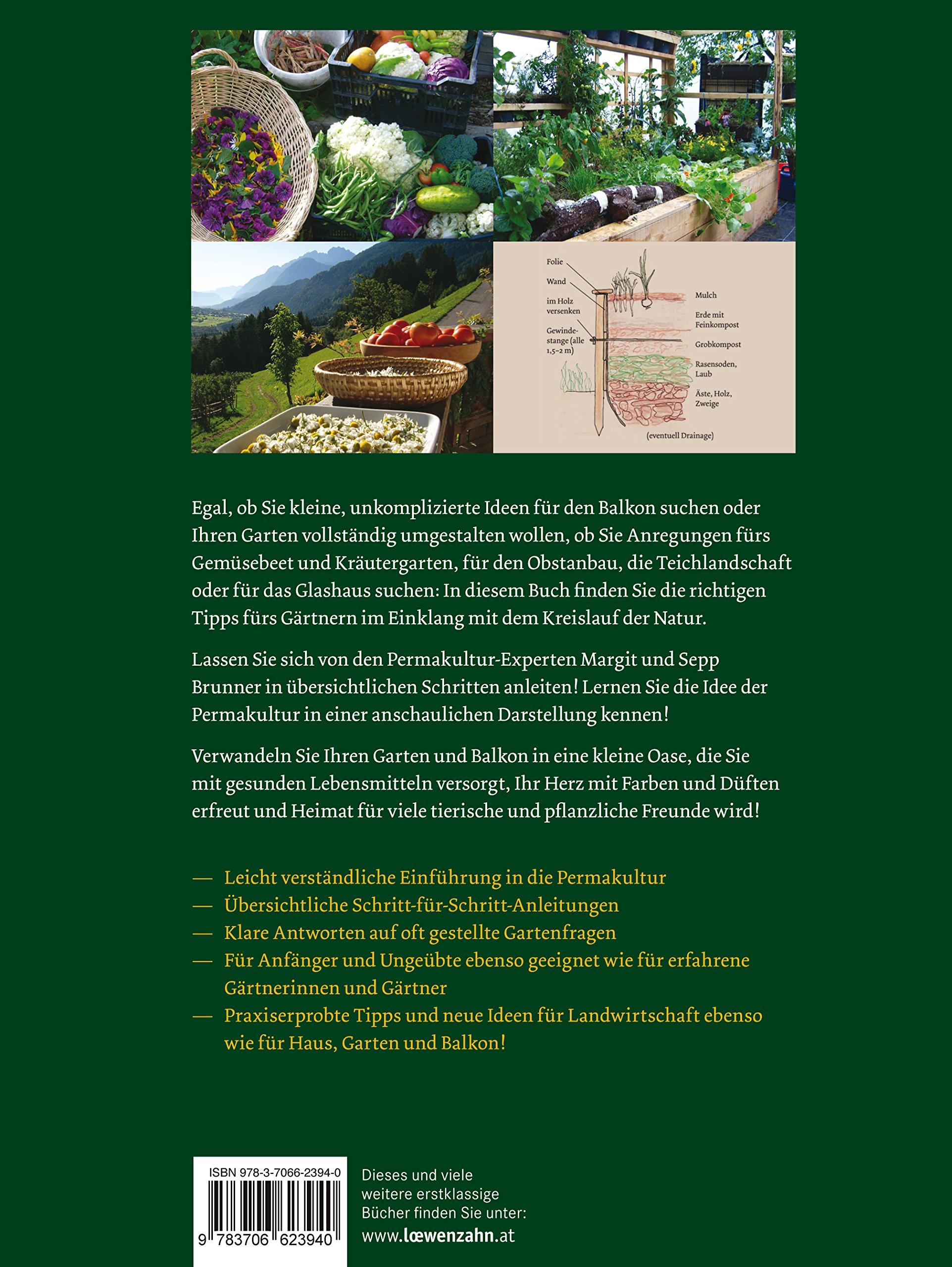 Permakultur Für Alle. Harmonisch Leben Und Einfach Gärtnern Im ... Gartnern Fur Anfanger