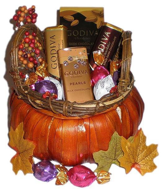 Amazon happy halloween godiva gourmet fall chocolate gift amazon happy halloween godiva gourmet fall chocolate gift basket grocery gourmet food negle Gallery