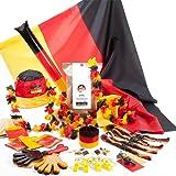 Deutschland WM Fan Set 4 Fans – Exklusiv Paperlabel