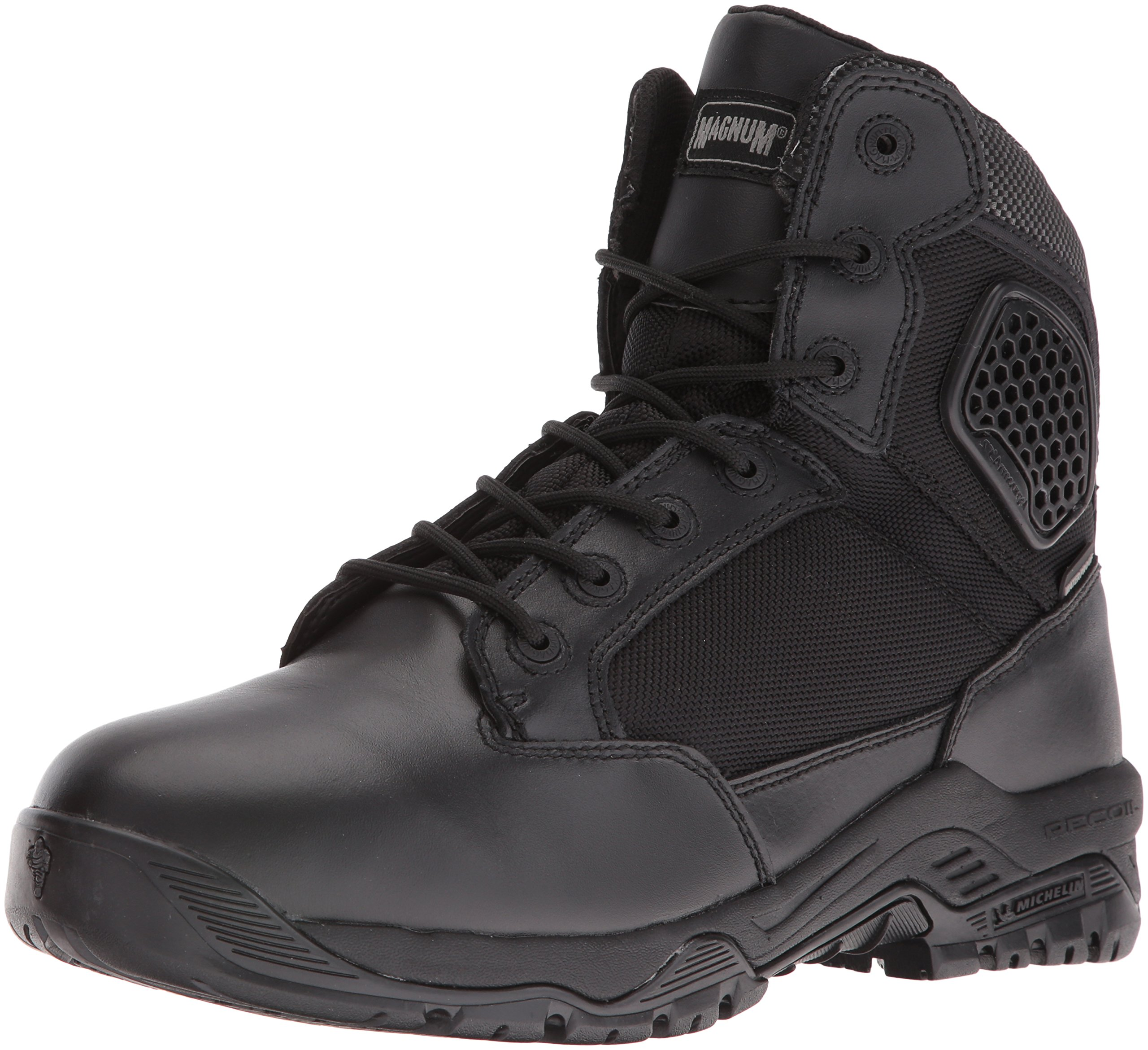 Magnum Men's Strike Force 6'' Waterproof Military & Tactical Boot, Black 14 W US by Magnum (Image #1)