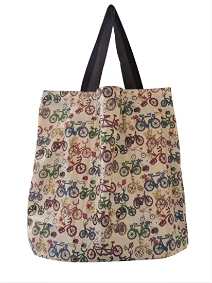 82fe8283c Amazon.com: Tote Bag - Foldable, Ultra Light, Durable, Great Designs ...