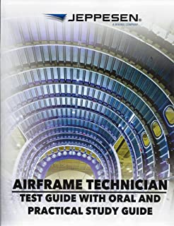 A&P Technician Airframe Test Guide with Oral and Practical