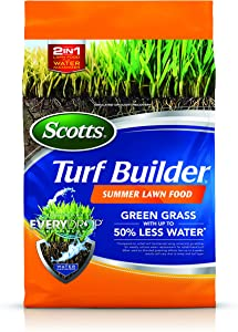 Scotts Turf Builder Summer Lawn Food, 4,000 sq. ft.