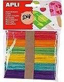 APLI - Bolsa palo polo colores surtidos, 50 uds