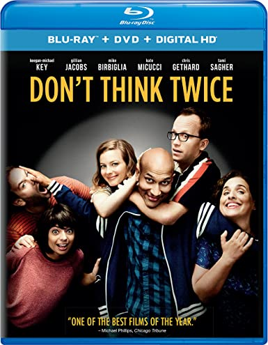 Don't Think Twice (Blu-ray + DVD + Digital HD)
