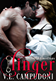 Linger: BDSM Alpha Male Dark Erotic Romance (Masked Emotions Book 1)
