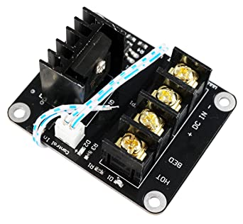 3dfreunde MOS MOSFET para aliviar la placa base para impresora 3d ...