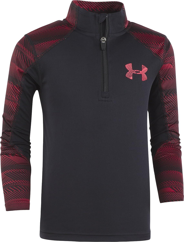 Under Armour Boys' Speed Lines 1/4 Zip Sweater