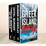 Greek Island Mysteries Boxed Set (Books 4-5-6): Gripping, psychological mysteries destined to shock you! (Greek Island Box Set Book 2)