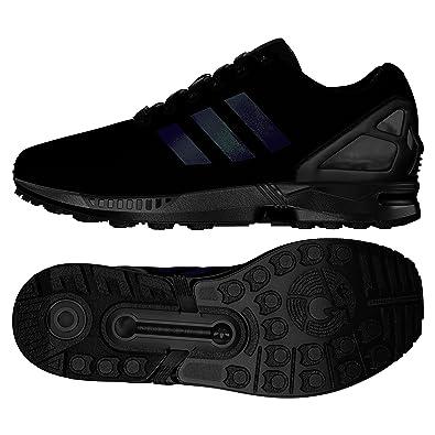 the latest be8cb 3d664 adidas Men's Originals ZX Flux Shoes #S31519 (11.5): Amazon ...