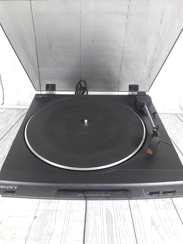 Amazon.com: Sony Stereo Turntable sistema modelo # ps-lx56 ...