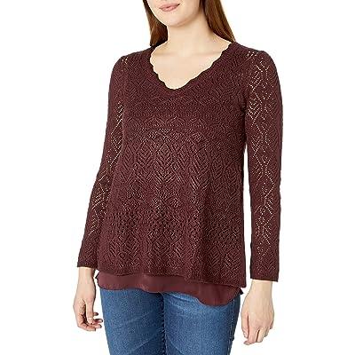 NIC+ZOE Women's Sweater at Women's Clothing store