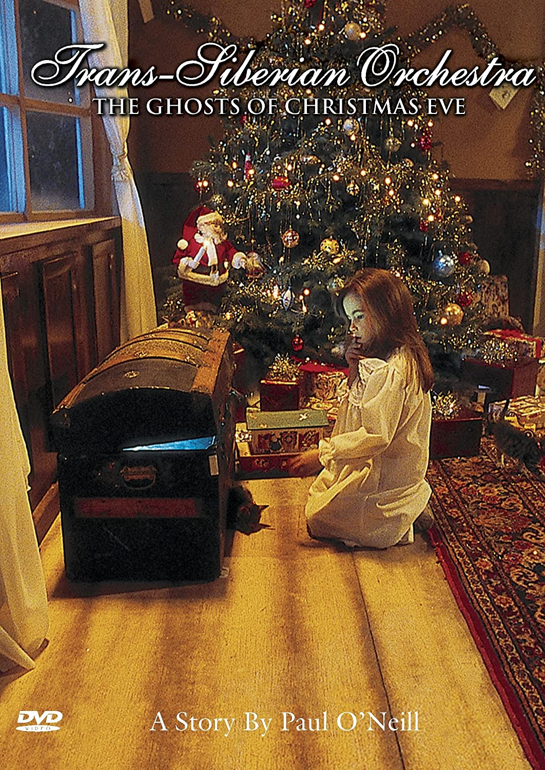 Amazon.com: Trans-Siberian Orchestra - The Ghosts Of Christmas Eve ...
