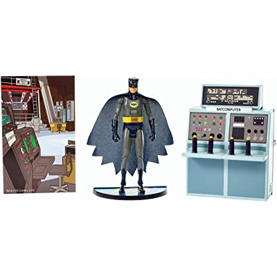 Batman 6-Inch Classic TV Series: To the Batcave! Batman Figure: Toys & Games