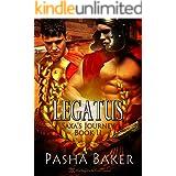 Legatus (Saxa's Journey Book Book 2)